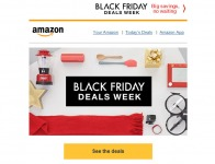 Amazon Black Friday Deals Week - Tons of Great Deals