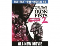 61% off The Man with the Iron Fists 2 (Blu-ray + DVD + Digital HD)