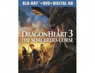 55% off Dragonheart 3: The Sorcerer's Curse (Blu-ray + DVD)