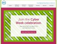 Dell Cyber Deals Week - Great Deals on PCs & More