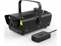 23% off Mini Fog Machine 400-Watt with Wired Remote Control