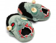 50% off Plush Zombie Slippers