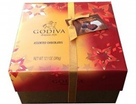 80% off Godiva Chocolatier Assorted Belgian Chocolates Box