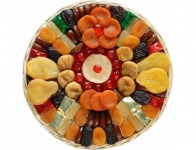 73% off Broadway Basketeers 3 Pound Dried Fruit Gift Tray