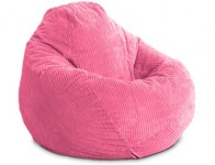 31% off BeanSack Ultra Pink Corduroy Lounge Bean Bag Chair