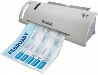 $80 off Scotch TL1302VP Thermal Laminator w/ 20 Letter Size Pouches