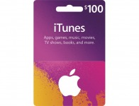 10% off Apple $100 Itunes Gift Card