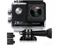 65% off Gizcam GZ10 Plus Action Camera 2K 1080P 16MP Sony Sensor