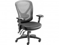 55% off Staples Carder Mesh Office Chair, Black
