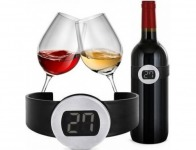 71% off Wine Thermometer - Best wine gift accessory