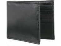 75% off AlpineSwiss Bifold Men's Leather Wallet
