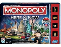 50% off Monopoly Here and Now Board Game