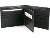 75% off AlpineSwiss Men's Leather Wallet