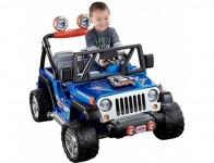 38% off Fisher-Price Power Wheels Hot Wheels Jeep Wrangler