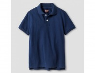 44% off Cat & Jack Boys' Pique Stain Resist Polo Shirt