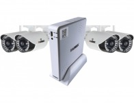 $150 off Lorex 4-Camera In/Outdoor Wireless HD Surveillance System