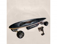 $50 off Maverix 400 Watt Urban Spirit Electric Skateboard