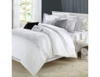 56% off Chic Home Grace 8 Piece Comforter Set, Queen