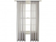 83% off Royal Velvet Lantana Rod-Pocket Sheer Panel