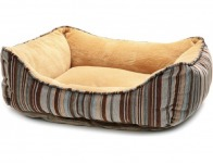 50% off Petmate Dog Bed, Rectangular Plush Lounger