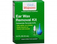85% off Walgreens Ear Wax Removal Kit, .5 fl oz