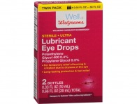 84% off Walgreens Eye Drops, 0.33 fl oz each, 2 bottles