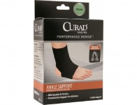 73% off Curad Performance Series Neoprene Pull-Over Ankle Support