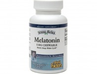 50% off Natural Factors Melatonin 5mg, Chewable Tablets, 90 ea