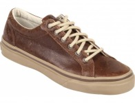 59% off Sperry Men's Striper Leather Lace-Up Sneakers