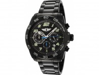 91% off I by Invicta Men's Chrono Stainless Steel Watch