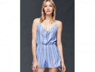 70% off Gap Women Woven Romper