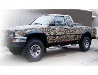 88% off Camowraps 280 sq. Feet Deluxe Truck Kit (Realtree AP)