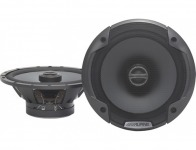 "50% off Alpine 6-1/2"" 2-Way Coaxial Car Speakers (Pair)"