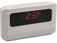 79% off Talking Alarm Clock w/ Motion Detection HD Covert Camera