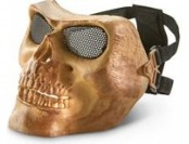 33% off Red Rock Tactical Skeleton Face Mask for Airsoft and Paintball