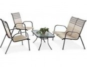 87% off 4-Pc. Famous Maker Patio Set