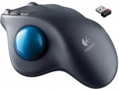 58% off Logitech M570 Laser Wireless Trackball USB Mouse