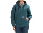 60% off Carhartt Active Hooded Coat - Windproof (For Women)