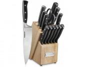 64% off Cuisinart C77TR-15P Triple Rivet Block Set, 15-Piece