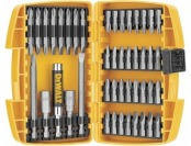 77% off DEWALT DW2166 45-Piece Screwdriving Set with Tough Case