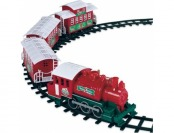 50% off Christmas Train Set, 4-Pc.