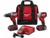 $70 off Milwaukee M18 Compact Drill/Impact Combo Kit