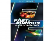 63% off Fast & Furious: 6 Movie Collection (Blu-ray + Digital HD)