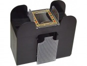 62% off Trademark Poker 6-Deck Card Shuffler