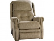 63% off Meadowbark Glider Recliner - Mocha