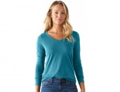 72% off Women's SONOMA Goods for Life Essential V-Neck Tee