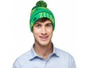 75% off Legend of Zelda Fair Isle Pom Beanie