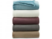 70% off Jaclyn Smith Microlight Blanket