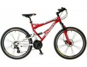 54% off Schwinn Protocol 1.0 Men's Dual-Suspension Mountain Bike
