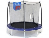 $30 off Skywalker Trampolines Jump N' Dunk Trampoline, 8-Feet